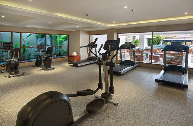 Royal Suites at The Bandha GYM