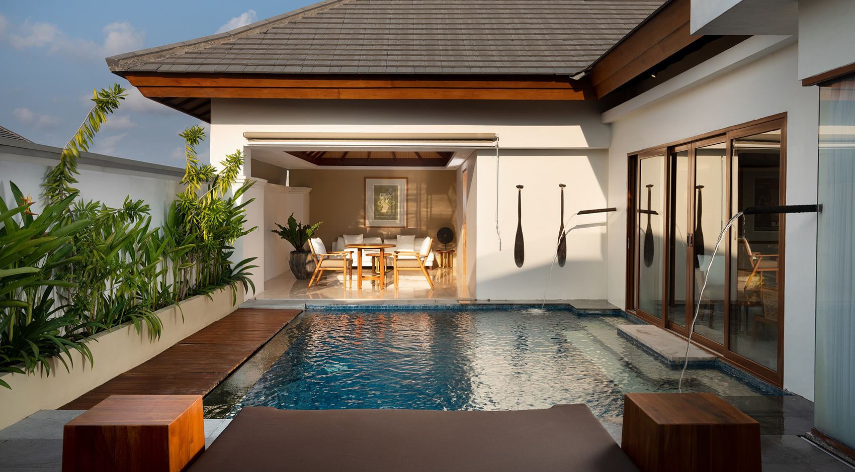 Royal Suite at The Bandha Private Pool